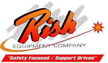 Rish Equipment Company logo