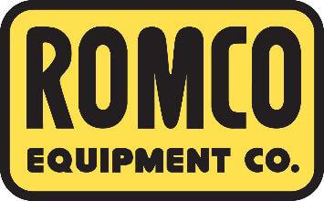Romco Equipment Company logo